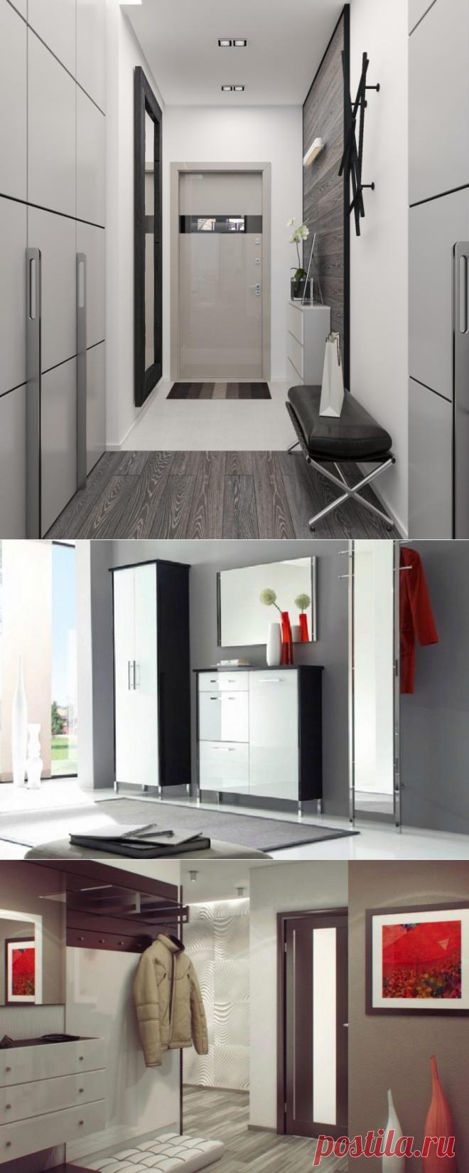 Прихожие в стиле хай-тек (59 фото): дизайн интерьера с белой и другой мебелью, выбор настенных крючков в коридор, оформление маленькой и большой прихожей