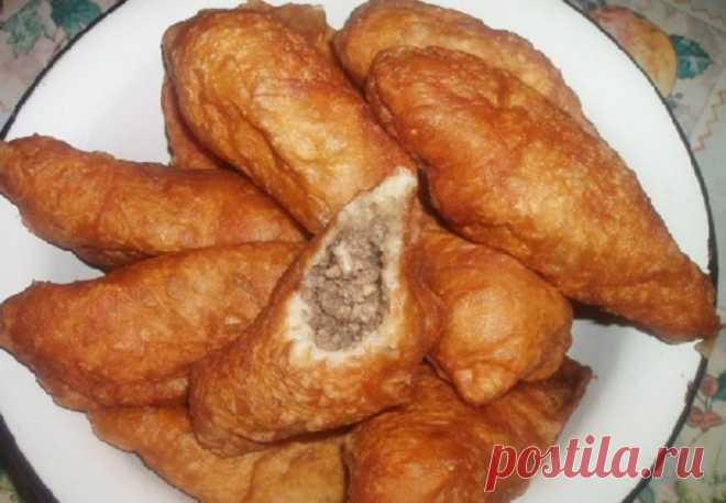 Орские пирожки с ливером
