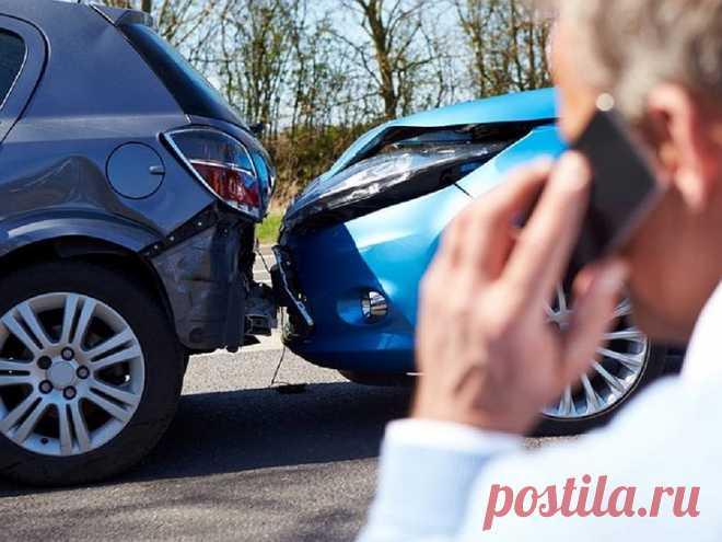 Почему вызов аварийного комиссара может обернуться огромными проблемами - Общество - АвтоВзгляд
