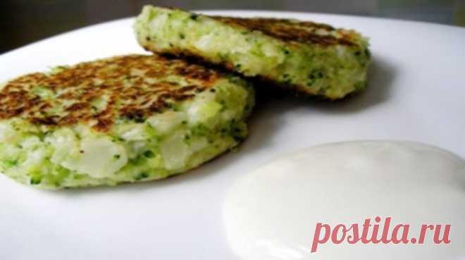 Рецепты овощных котлет - Очень вкусно
