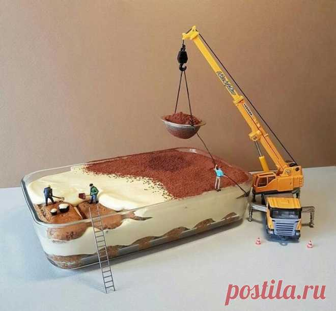 Кондитер превращает свои десерты в миниатюрные миры — и вам будет жалко их есть Для кондитеров создание десерта — это не просто работа. Это ещё целое искусство. Но, казалось бы, чем ещё может удивить мастер, если не вкуснотой своего творения? Оказывается, есть чем. И делает это и...