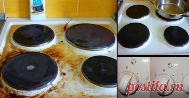 5 лучших домашних средств для очистки плиты. Она будет блестеть как новая  Не можете отчистить жир и нагар от кухонной плиты? Не спешите в магазин за опасной химией, которая будет разъедать кожу ваших рук! Существует несколько проверенных домашних способов, которые не нанес…