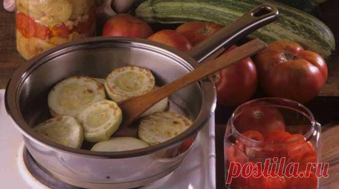 Заготовки на зиму: маринованные кабачки - рецепт легкой закуски :: Рецепты