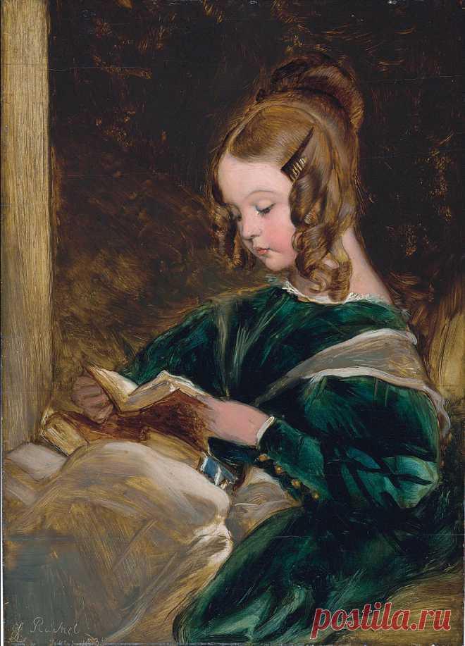 Эдвин Генри Ландсир (Edwin Henry Landseer),1802-1873гг. Англия.