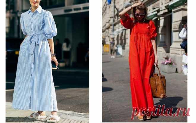 Какие рукава добавить к любимому платью, чтобы оно снова стало модным | ЭЛИНА СЪЕДИНА стилистВсмартфоне | Яндекс Дзен