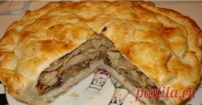 Узбекский курник — царь пирогов! Понадобятся самые простые продукты… Курник— большой пирог, который часто готовят сразнообразными начинками. Считается, что название блюда...
