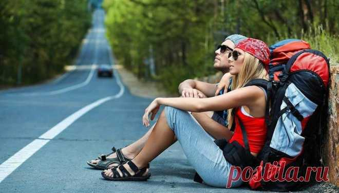 Подготовка к путешествию автостопом