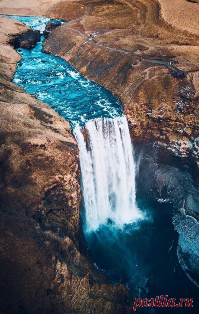 Landscape & Nature Photography Skógafoss, Iceland - by Daniel Schumacher