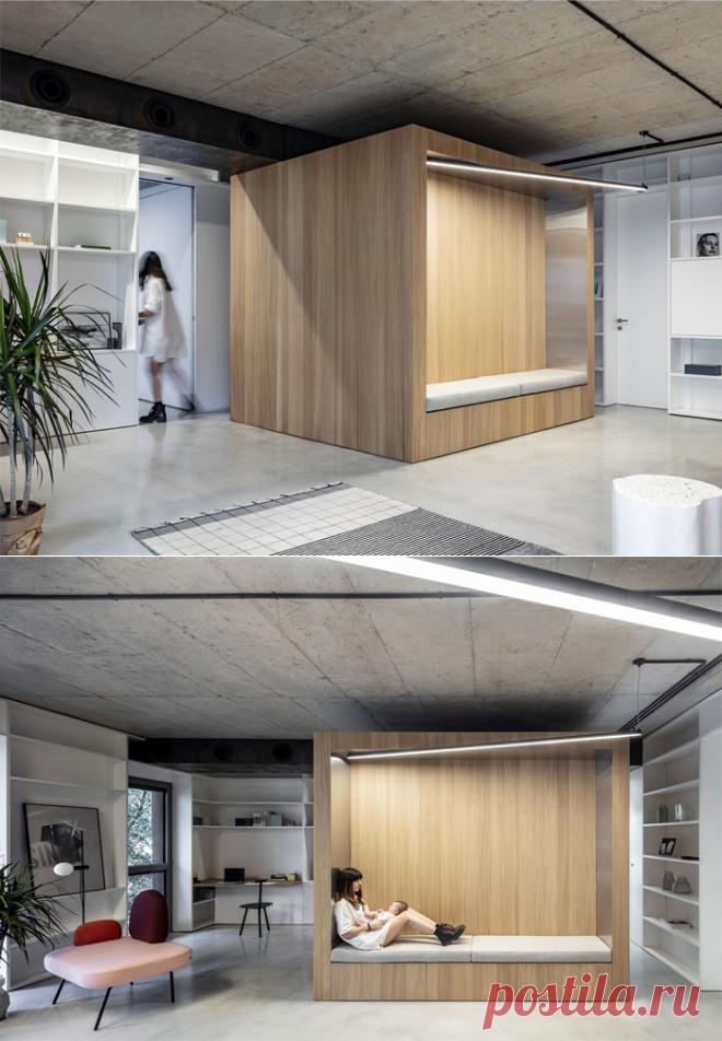 Современный дом для молодой пары в Тель-Авиве — Lodgers - Дизайн интерьера