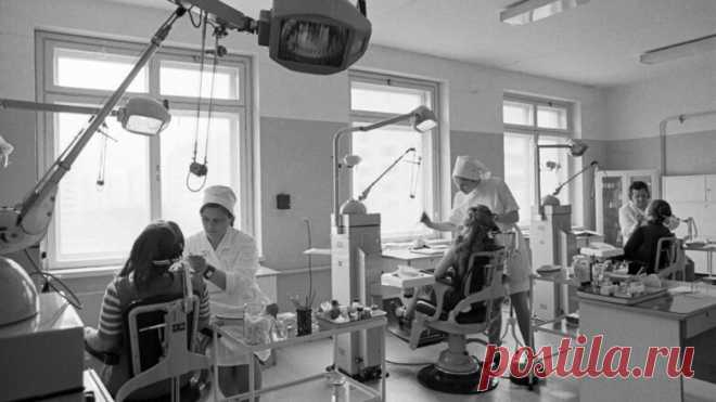 Заговоренные зубы России: история стоматологии от революции до наших дней