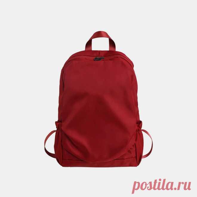 Men Nylon Sport Outdoor Anti theft Large Capacity Multi-pocket Backpack - US$37.99