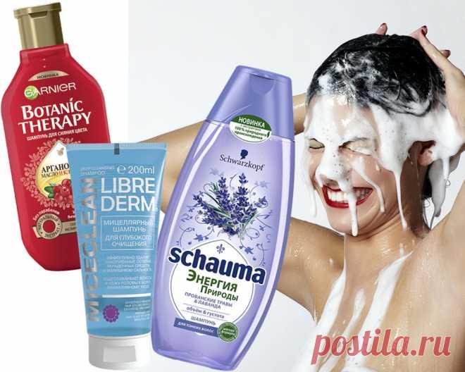 Как правильно мыть голову: о чем вы не знали - Красота - Леди Mail.Ru