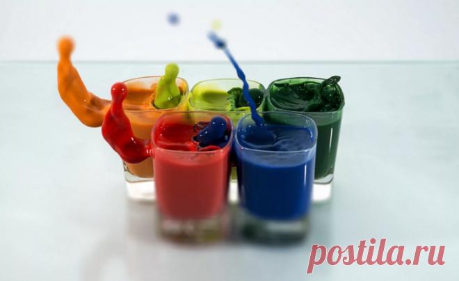 «Цветная вода» — познавательное знакомство с цветом (детям 1—1,5 лет) | Игры с детьми от года до семи | Яндекс Дзен