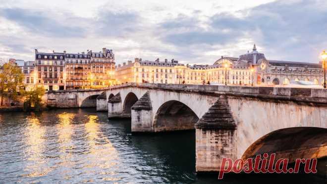 Friend in Paris: жизнь в самом романтичном городе - Личное впечатление