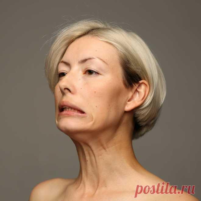 Как убрать брыли и вернуть овал лица | Фейсбилдинг/FaceBuilding Studio | Яндекс Дзен