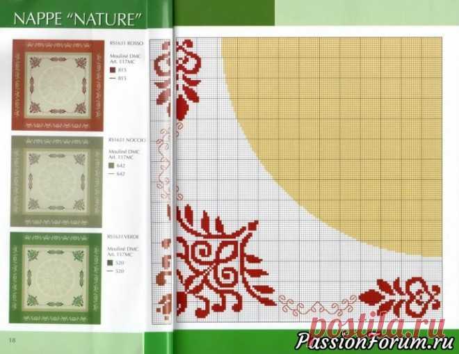 b773b3432a17 Вышивка крестиком - запись пользователя verav (Вера) в сообществе Вышивка в  категории Схемы вышивки