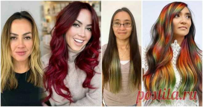 28 женщин, которые выбрали необычный цвет волос. Результат выглядит круто – В РИТМЕ ЖИЗНИ