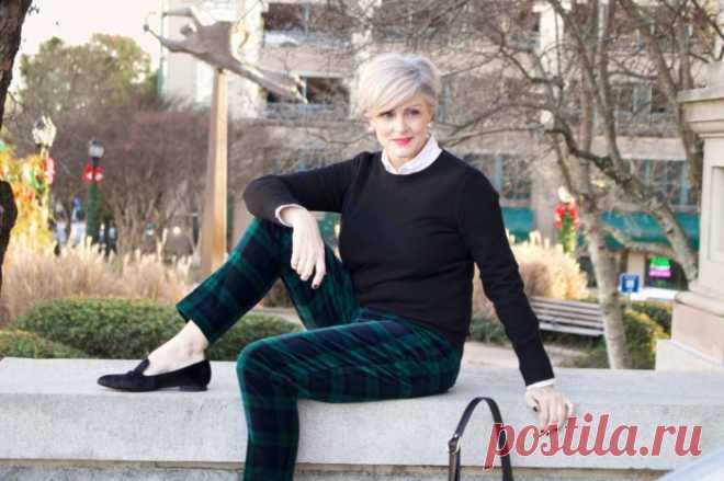 Как правильно одеваться женщинам после 50, чтобы не выглядеть старше