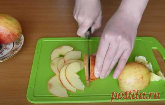 Яблочные выходные: простой рецепт вкусного пирога с яблоками, который нравится всем поклонникам домашней выпечки | Noteru.com
