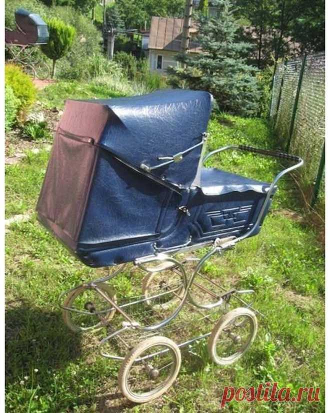 Фото колясок в ссср