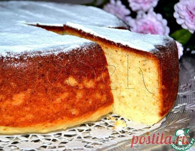 Творожный кекс в мультиварке – кулинарный рецепт