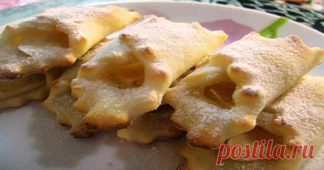 Низкокалорийные творожные печенья с яблоками без яиц и масла Такое печенье готовится без яиц и масла, получаются они мягкими и очень вкусными
