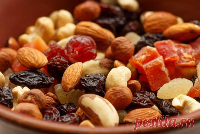 Витаминная смесь которая пригодится осенью