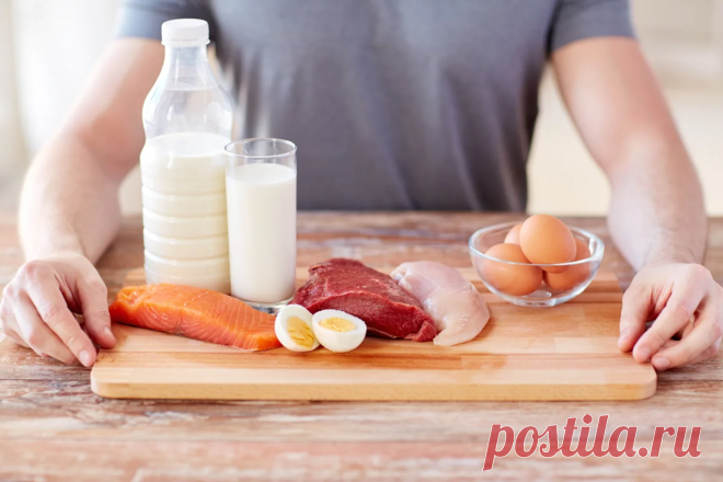 Белковая диета, спортпит - безопасно ли для здоровья?