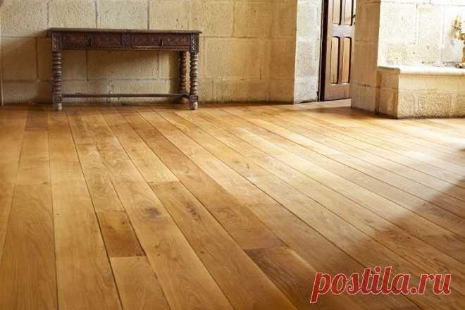 Что делать, если скрипят деревянные полы?   Журнал