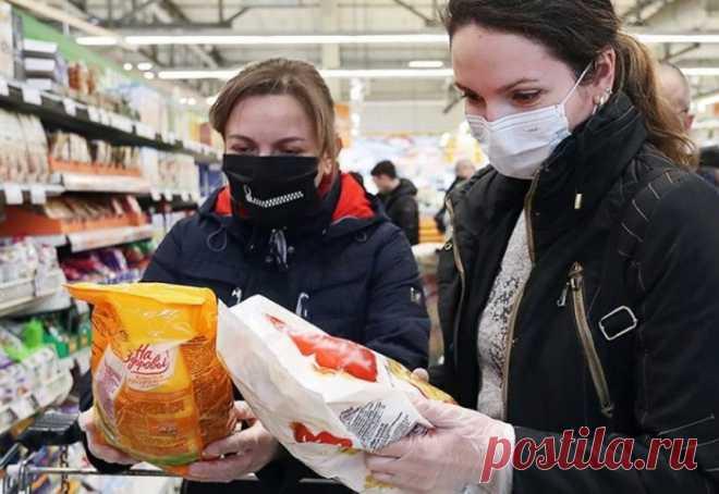 Как дизенфицировать продукты