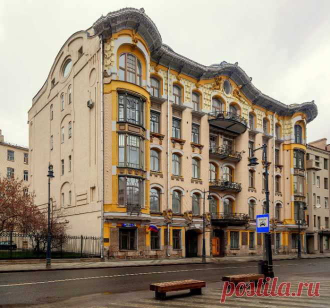 Письмо «сообщение Camelot_Club : Архитектор Кекушев: автор одних из самых красивых особняков Москвы (21:54 18-11-2020) [5538518/477171988]» — Camelot_Club — Яндекс.Почта