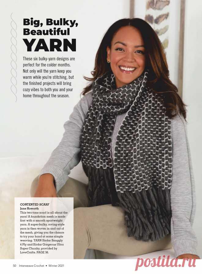 Interweave Crochet - Winter 2021