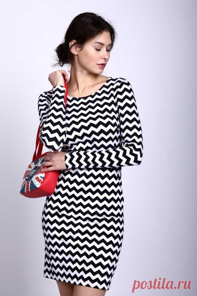 35a0b65a0798171 Платье Just Valeri — Платья — Женская одежда — Интернет-магазин модной  одежды X-