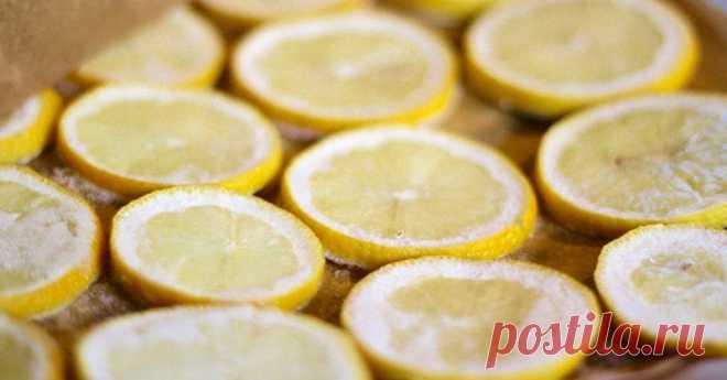 Заморозь лимоны и попрощайся с диабетом, опухолями и ожирением! Есть тайное оружие… - Женский Журнал