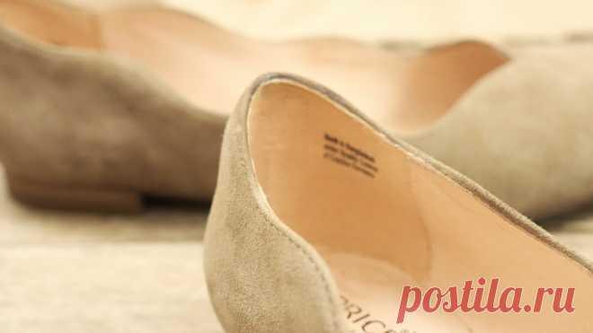 Раньше не могла носить, а сейчас не снимаю: нашла способ смягчить задник у обуви, чтобы не натирал | О макияже СмиКорина | Яндекс Дзен