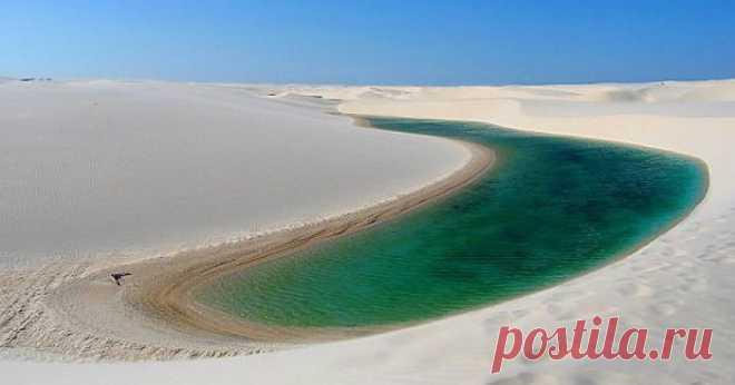 Самые красивые оазисы в мире ...
