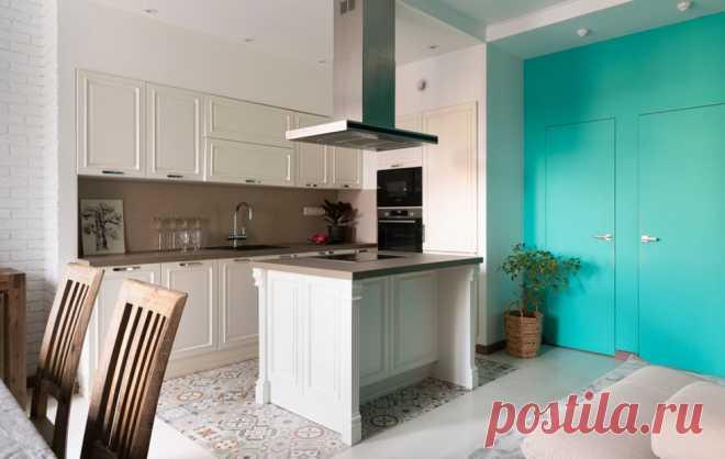 Интерьер семейной квартиры, в которой много цвета — INMYROOM