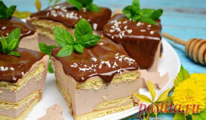 Творожный торт без выпечки за 20 минут: нежный кремовый вкус Желейный творожный торт – самый полезный десерт. Во-первых, продукты с желатином просто необходимы организму, чтобы перенаправлять коже и волосам питательные микроэлементы. Во-вторых, богатый кальцием творог не проходит через термообработку. Желированный творог приобретает особый кремовый вкус, он очень похож на начинку конфет «Птичье... Читай дальше на сайте. Жми подробнее ➡
