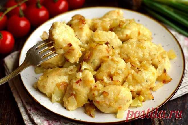 Самые нежные ленивые вареники с картошкой   Рецепты салатов и вкусняшек   Яндекс Дзен