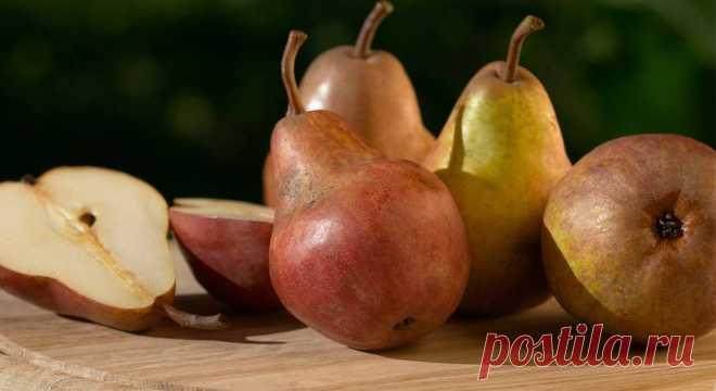 3 простых десерта из груши, от которых все будут в восторге