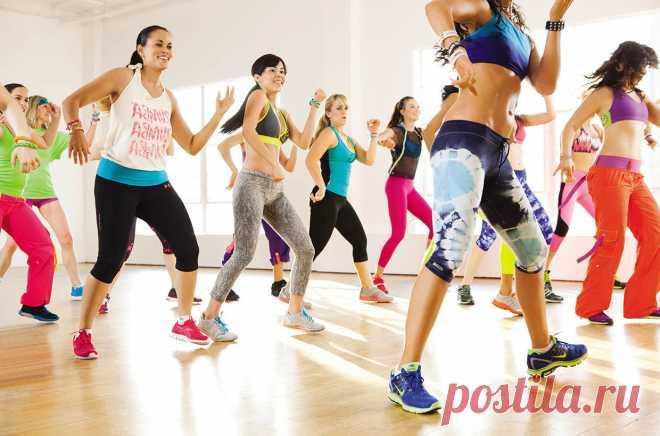Танцы для похудения в домашних условиях и зале для начинающих
