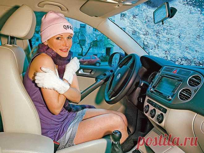 Как заставить автомобиль прогреться быстрее без автозапуска и отопителя - Лайфхак - АвтоВзгляд