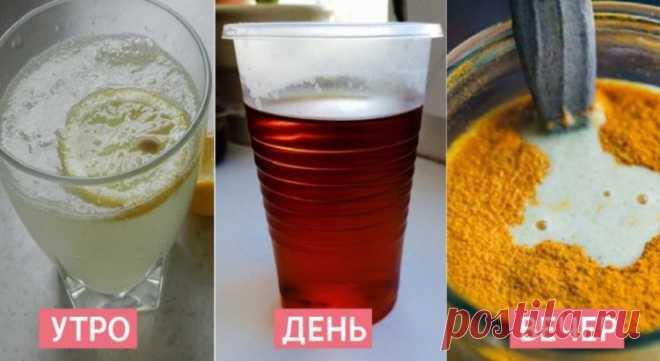 3 натуральных «гормональных» напитка — лучшие помощники женщинам за 40! — Мир интересного