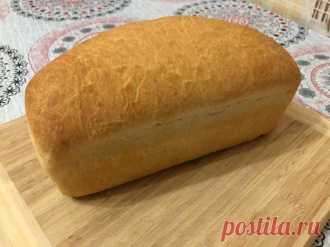 Домашний хлеб в духовке. Простой рецепт и хлебопечка не нужна! | Скатерть-Самобранка | Яндекс Дзен