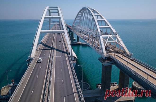 Когда по Крымскому мосту поедут поезда