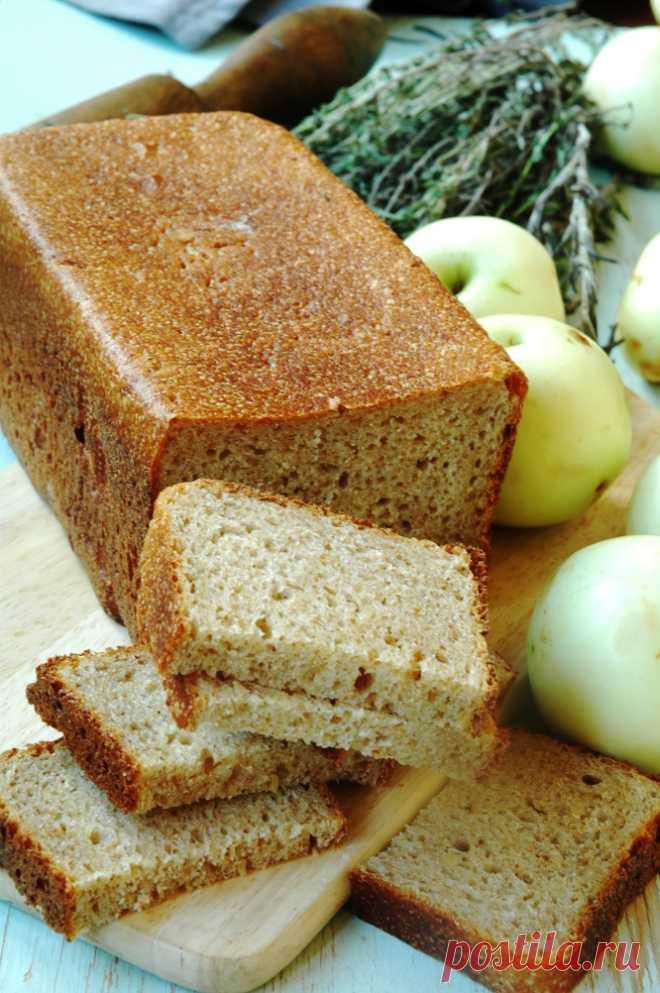 Тостовый хлеб, который был на дрожжах, а стал на закваске