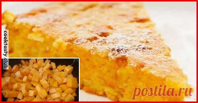 Тыквенный пирог на манке - вкуснейший диетический десерт Осень – сезон полезной и вкусной тыквы. Из этого продукта можно готовить массу блюд, которые придутся всем по вкусу. Мы предлагаем Вам приготовить низкокалорийный пирог из тыквы с манкой. Такой рецепт предельно прост, а его вкус оправдает все ожидания. Состав тыква 400 г; яйца 4 шт.; манная крупа 80 г; корица по вкусу; цедра апельсина …