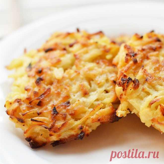 Рёшти - картофельные драники рецепт с фото пошагово Рёшти - картофельные драники - пошаговый кулинарный рецепт приготовления с фото, шаг за шагом.