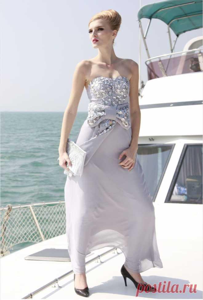 Платье  Арт № Sdk 11 Размер: S,  M,  L,  XL, 2XL Ткань: атлас