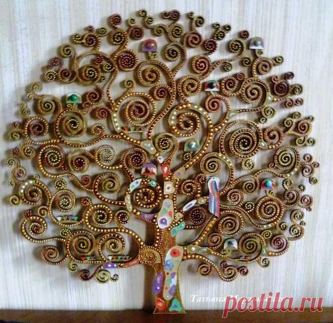 дерево Климта